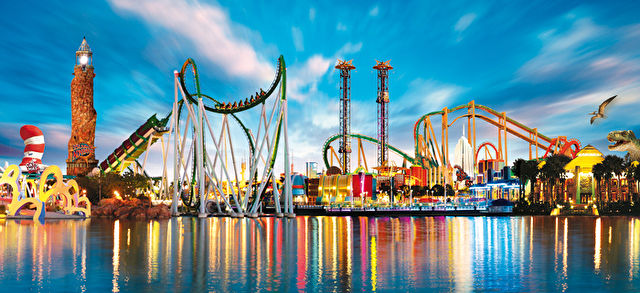Magic of Orlando Stay & Cruise