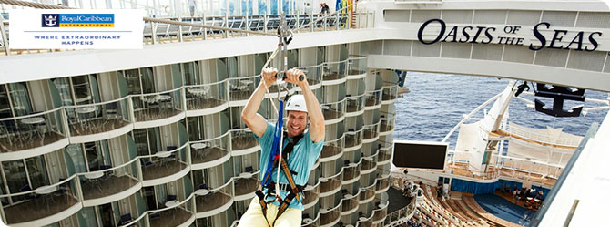Discover Oasis Of The Sea Cruise Deals Cruisestcouk - Free wifi on cruise ships