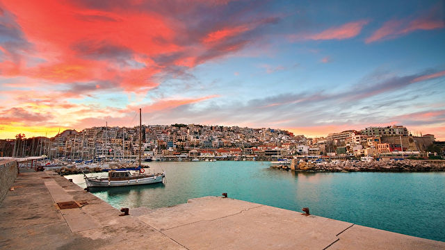 Picturesque Greek Isles
