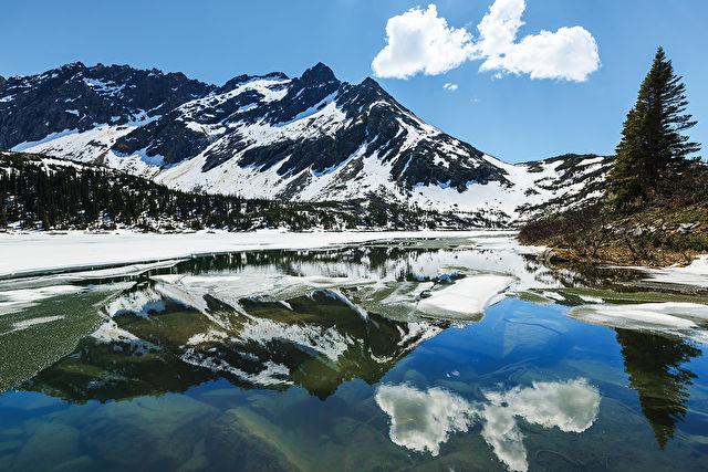Alaskan Grandeur