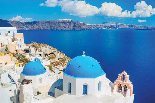 Luxury Greek Isles