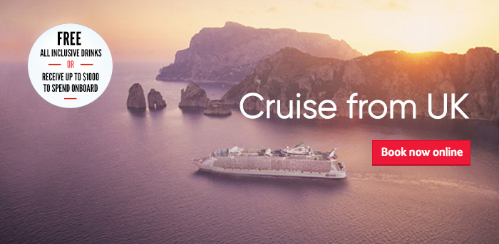 Generic | Cruise from UK | Book online