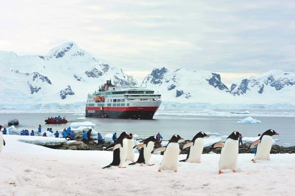 Antarctica, Falklands & South Georgia Expedition