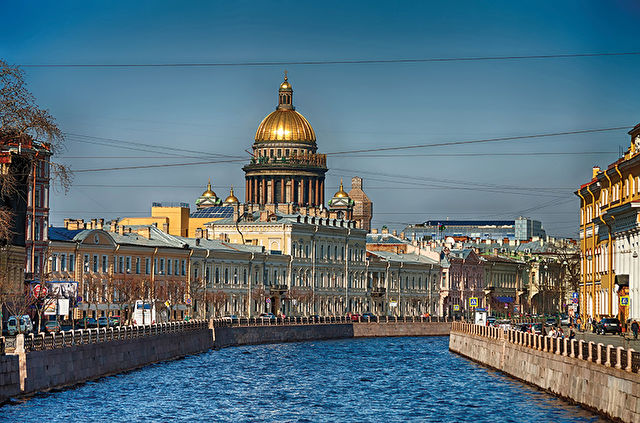 Baltic Cities & St Petersburg