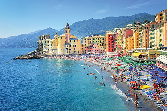 Med Fly Cruise from Genoa