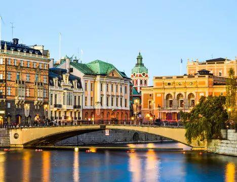Stockholm to Copenhagen Cruise