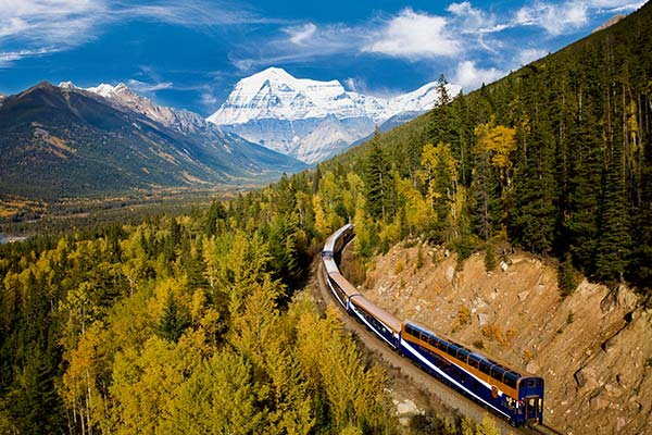 Rocky Mountaineer Image