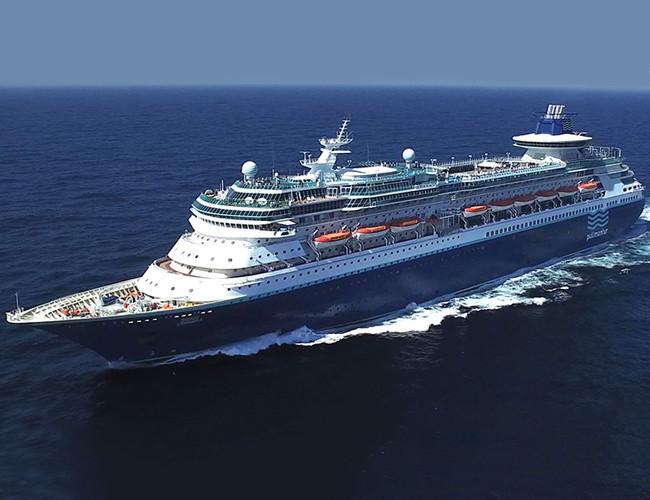 Barco Monarch de Cruceros Pullmantur