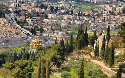 Overnight Stay in Jerusalem