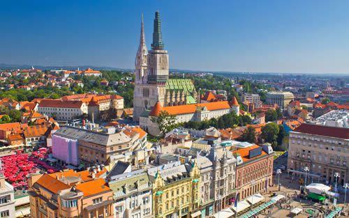Capital City, Zagreb