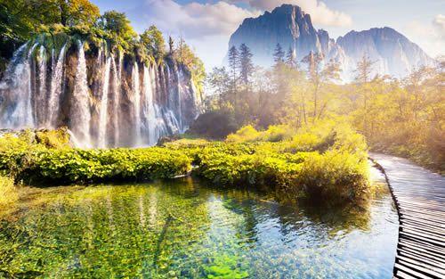 UNESCO Plitvice National Park