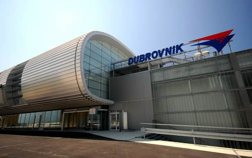 Departure from Dubrovnik Airport