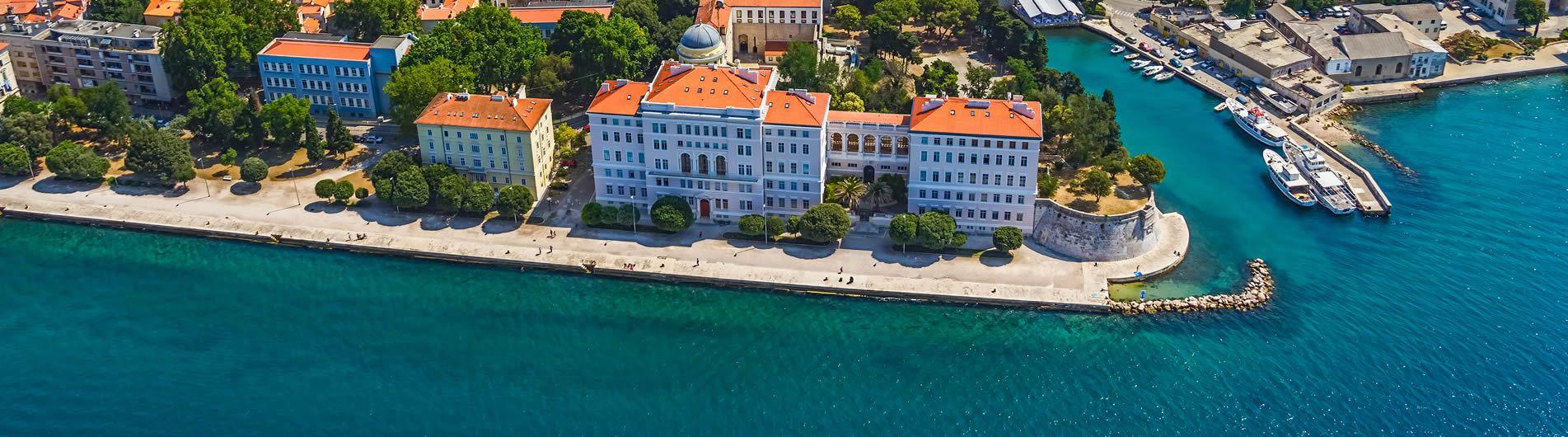 City Tour of Zadar, Croatia