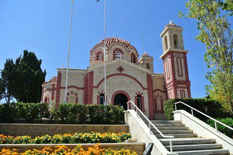 St George's Church - Paphos