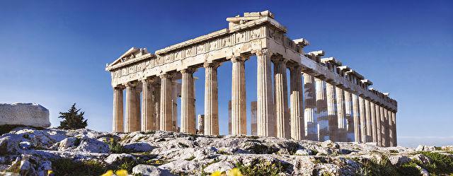 Greece Fly-Cruise