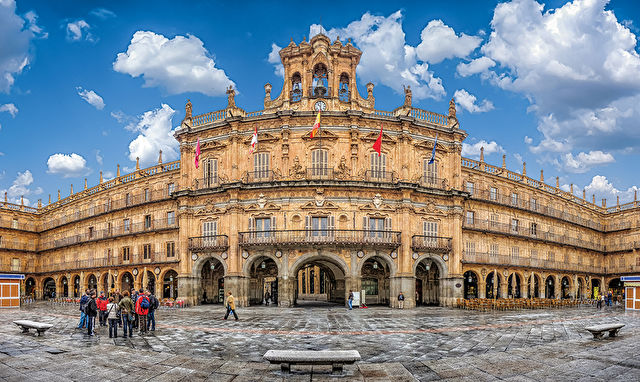The Douro, Oporto & Salamanca