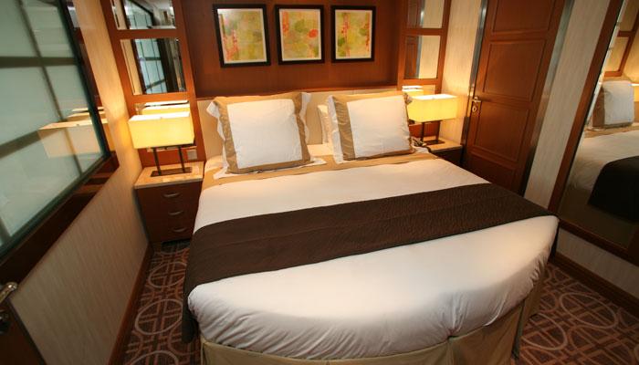 Cruceros Celebrity Cruises, Celebrity Suite