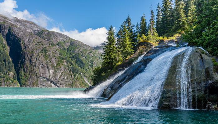 Cruceros Celebrity Cruises por Tracy Arm Fjord, Alaska