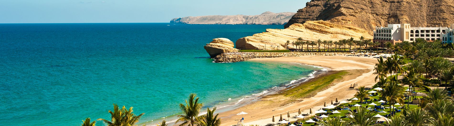 Oman Beach Holidays