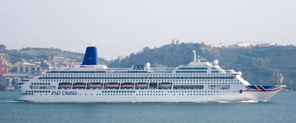 PO Oriana Cruise Ship Oriana Adult Only Cruise Deals For - Cruise ship deals 2018