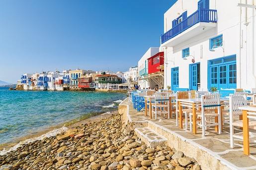 Greek Isles Stay & Cruise