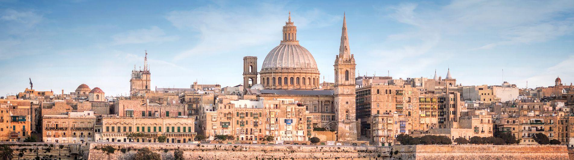 City Break Holidays in Malta