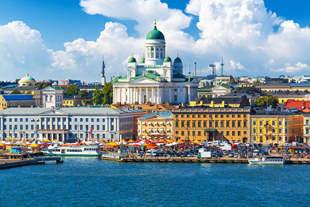 Summer in Stockholm Stay & Cruise