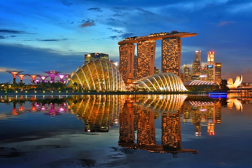 Southeast Asia Stay & Cruise