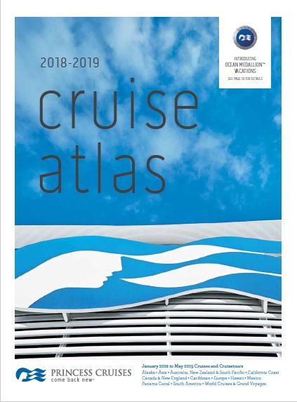 Princess Cruise Atlas 2018