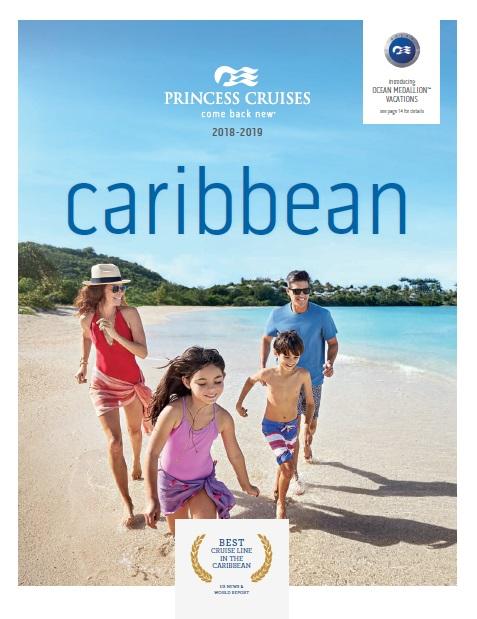 Princess Cruises: Caribbean 2018