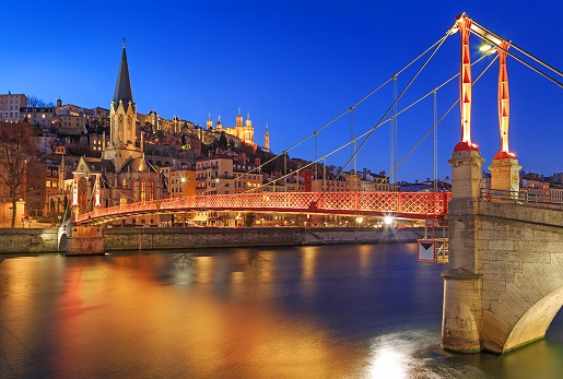 Lyon & Provence