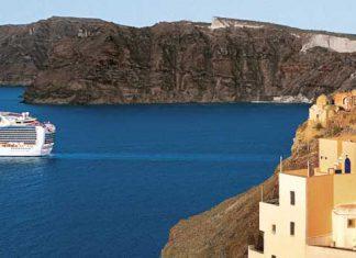 Viaje de cruzeiro pela Europa e conheça as belas Ilhas Gregas