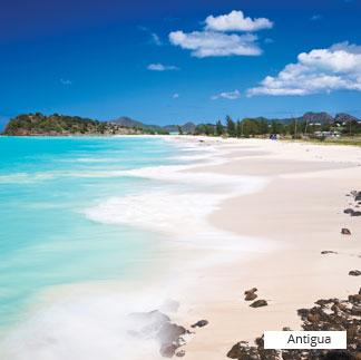 World Cruise Antigua