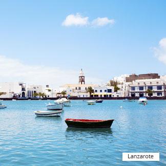 Destination Lanzarote