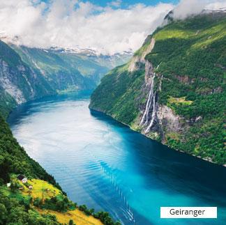 Destination Norwegian Fjords