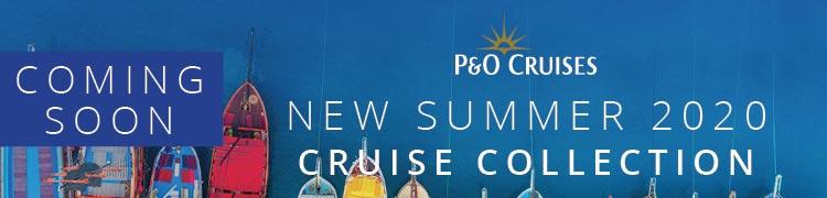P&O Cruises 2020 Collection