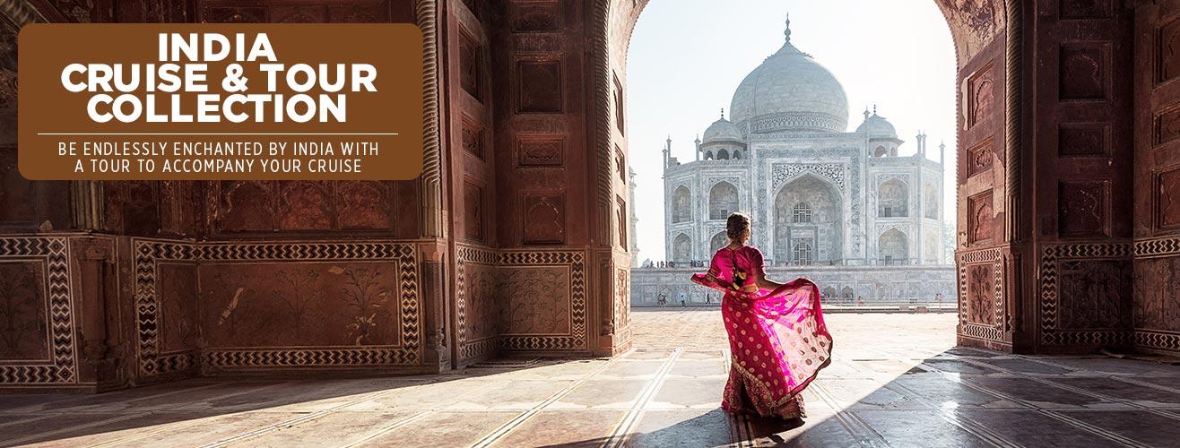 India Cruise & Tour Collection