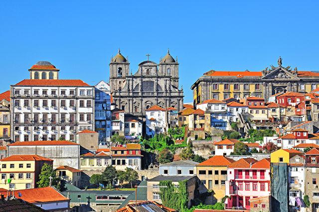 France, Spain & Portugal