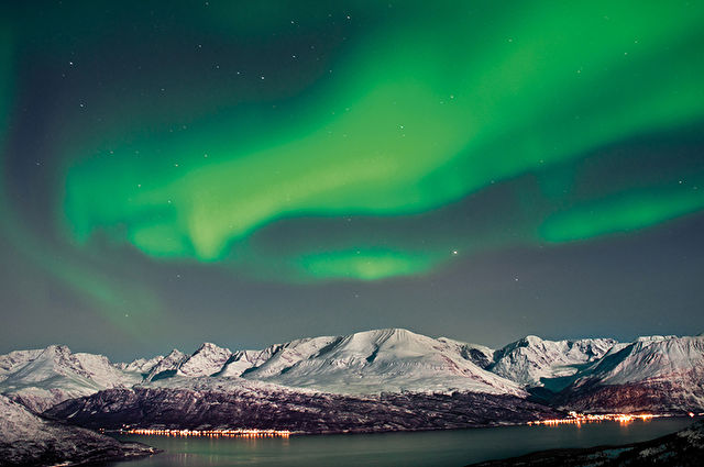 Norway and Northern Lights