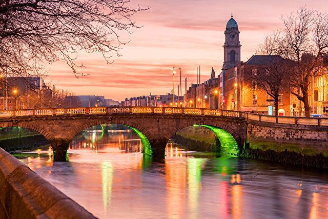 Ireland, Scotland & Wales