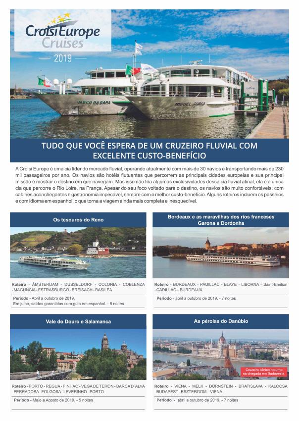 Lâmina CruiseEurope