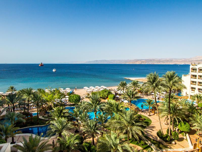 5* Intercontinental Hotel Aqaba