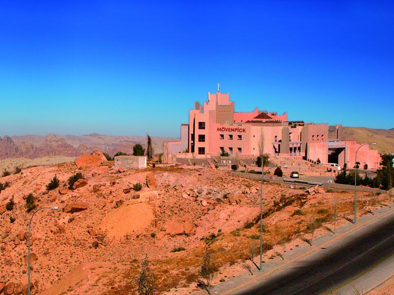 5* Mövenpick Nabatean Castle Petra